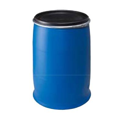 樹脂ドラム 200L オープンタイプ (色:ブルー)