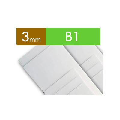 紙貼りパネル【3mm厚】 - B1判 (10枚1組)