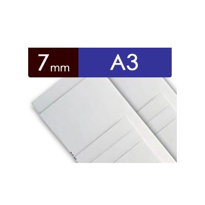 紙貼りパネル【7mm厚】 - A3判 (60枚1組)