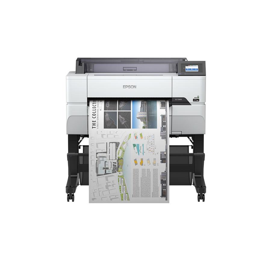 エプソン EPSON 大判プリンター SC-T3450大判インクジェットプリンター A1大判プリンター ポスター POP CAD プロッター 水性インク大判プリンター スマートシリーズ
