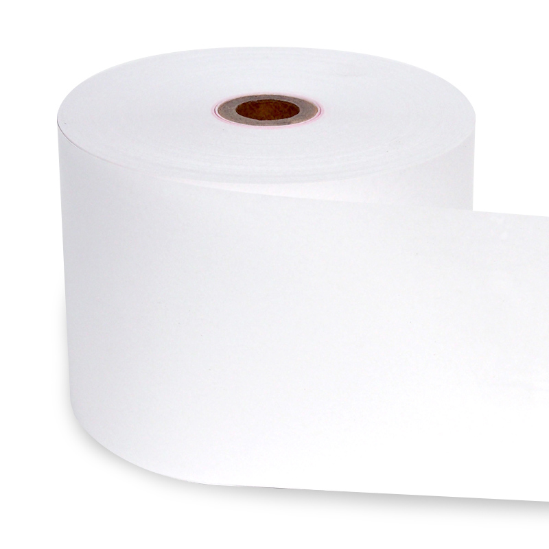 感熱レジロール紙 (高保存) 45×80×12mm 【100巻入】 (1梱包)