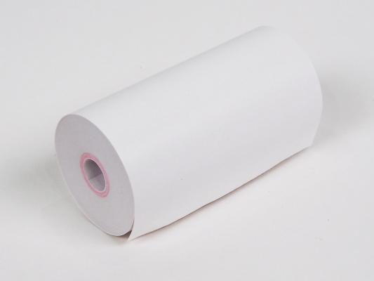 感熱レジロール紙 (ノーマル) 《コアレス》 58×30×8mm 【200巻】(100巻・1梱包×2セット)