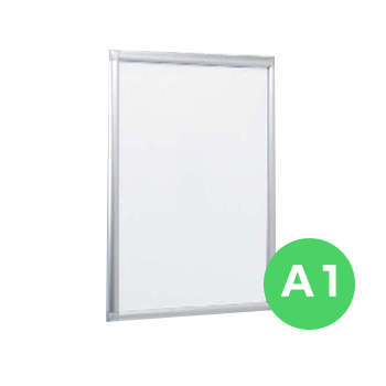 角アール簡易防水型ポスターパネルR(屋外・A1)