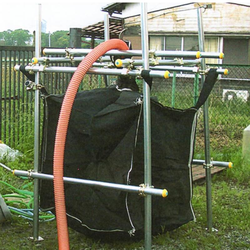 濁水簡易ろ過用フィルターバッグ(1袋)・濁水処理・膜ろ過