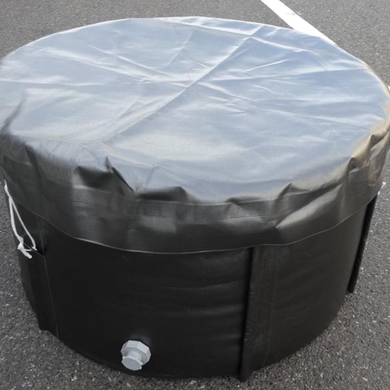 簡易式シートタンク 500リットル(1個)・持ち運び可