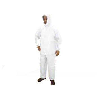 不織布作業服 セパレート SMS素材 サイズEL(30着)・保護服・ツナギ服