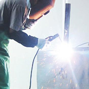 溶接火花遮断用シート190×292cm(3枚)・瞬間耐熱:1300℃、連続使用:250℃