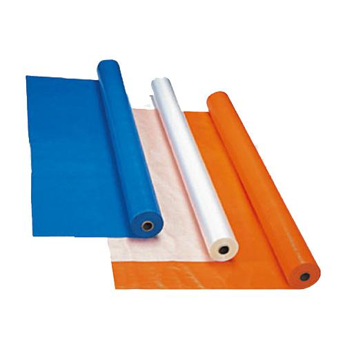 ターピークロス #3000 0.9×100m ブルー(1本)・約0.25mmの一般的な厚みのブルーシート・原反