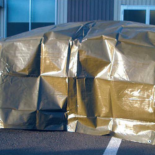 ターピーODグリーンシート #3000 10×10m(5枚)・厚み約0.25mmのグリーンシート