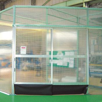 UVクリアシート 1.8×2.7m (14枚)カット剤配合・透明シート