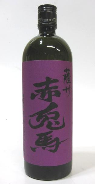 【送料無料】【ケース販売 6本入×2箱】芋焼酎 紫の赤兎馬(せきとば) 25度 720ml×12本セット!※沖縄は別途送料が加算となります。