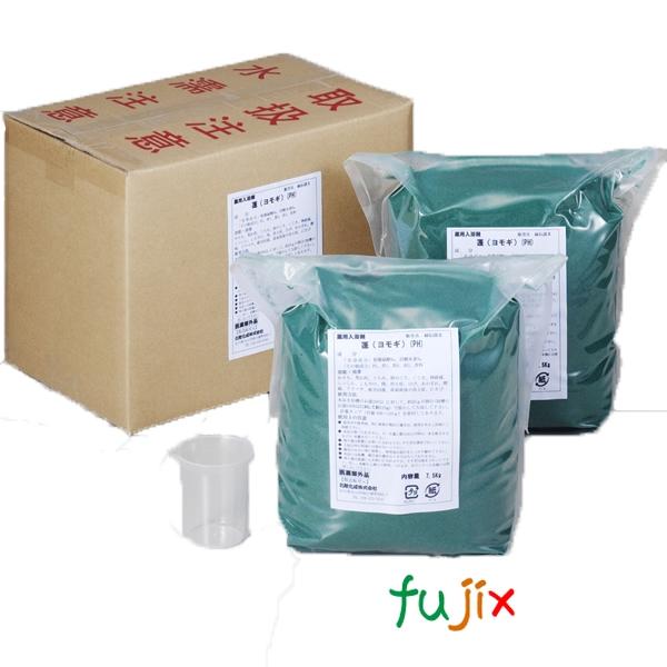 業務用 入浴剤「ヨモギ」15kg (7.5kg×2)×1本/ケース フェニックス