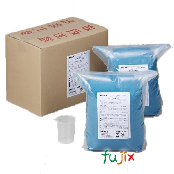 業務用 入浴剤「ミント」15kg (7.5kg×2)×1本/ケース フェニックス