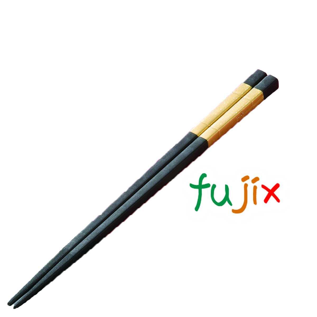 耐熱強化箸 金 100膳 M11-381 22.5cm