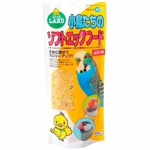供MARUKAN小鸟使用的食物小鸟等的软件鸡蛋食物100g MR-310