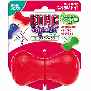 Tetra 香港狗玩具香港滑雪 xxx 哑铃小狗小狗红色