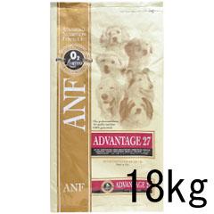 ANF adobanteiji 27 18kg成犬用蛋白质27%狗粮