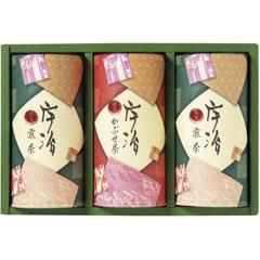 IC 茶什锦 100 浪速茶日本茶礼品套装宇治