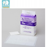 Hakuzo cure care (highly absorbent disposable sheets) M size 100 with 3147002 4 bag set