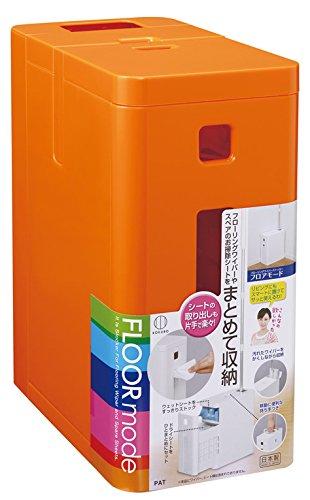 FLOOR mode(オレンジ) 〔まとめ買い6個セット〕 ST-048【代引不可】