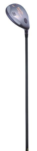 【送料無料】UT-03-R ファンタストプロ TICNユーティリティー 3番 短尺 カーボンシャフト  R(レギュラー)