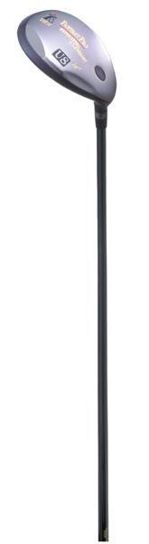 【送料無料】UT-08-R ファンタストプロ TICNユーティリティー 8番 短尺 カーボンシャフト R(レギュラー)