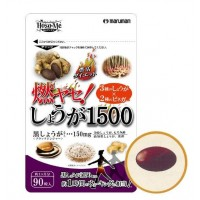 燃yase maruman! ginger 1500 90 tablets