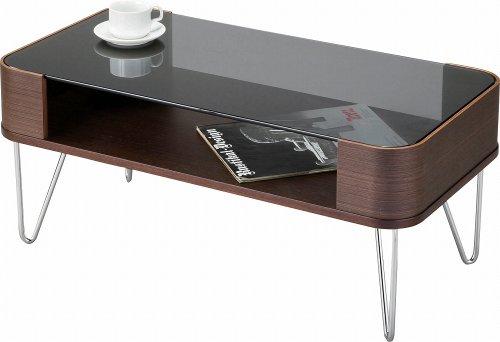 【送料無料】コーヒーテーブル PT-581BR
