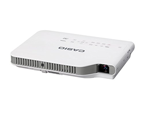 【送料無料】カシオ 水銀ゼロ プロジェクター XJ-A257 3,000lm WXGA USB有 スリム
