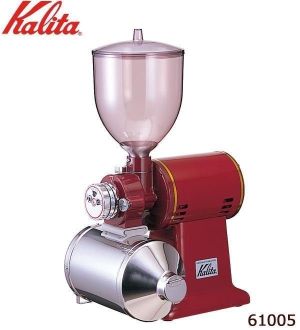 【送料無料】Kalita(カリタ) 業務用電動コーヒーミル ハイカットミル 61005【代引不可】