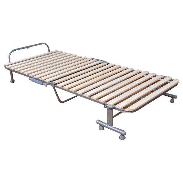 【送料無料】桐製折りたたみすのこベッド TAN-686【代引不可】