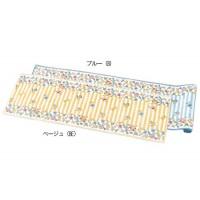 【送料無料】川島織物セルコン ミントン ハドンホールストライプ キッチンマット(50×260cm) FT1221 BE【代引不可】