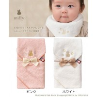 miffy miffi今治毛巾制造fuwafuwa泰国的庆祝袋2张安排粉红·ki-MY20P