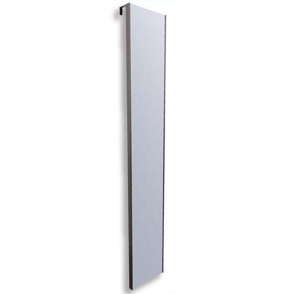 REFEX(リフェクス) 割れない軽量フィルムミラー ドア掛けタイプ 20×120cm シルバー・RMH20-S【代引不可】