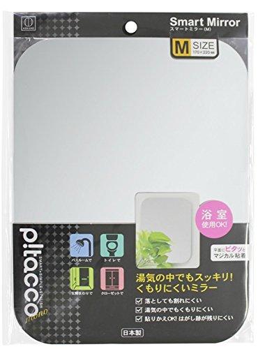 【送料無料】日本製 Japan PitaccomonoスマートミラーMサイズ KM-194 〔まとめ買い10個セット〕【代引不可】