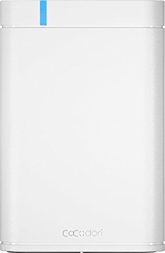 キングジム クリップ専用プリンター ココドリ CC10シロ 00141454【北海道・沖縄・離島配送不可】