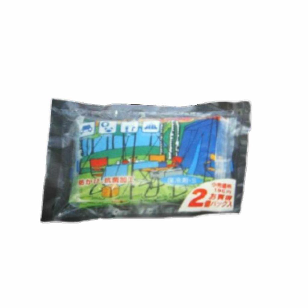 【送料無料】保冷剤 S 150gx2P 〔まとめ買い120個セット〕 【代引不可】