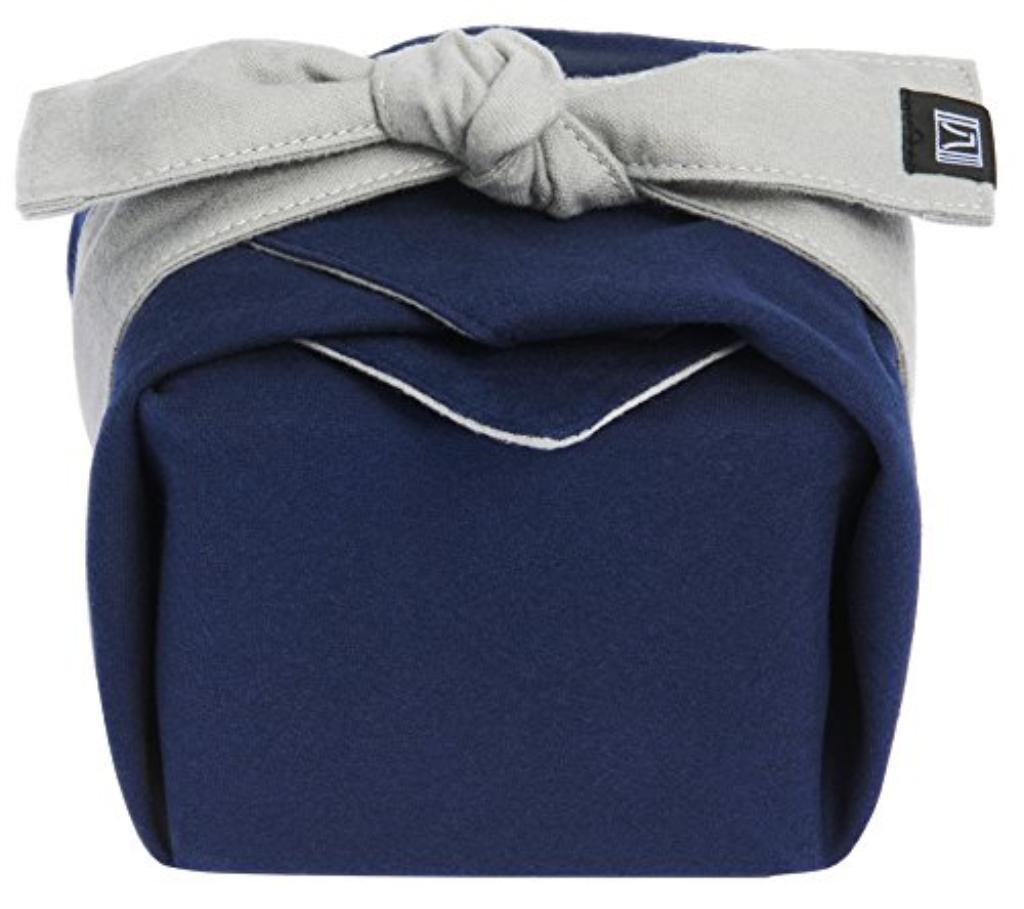 【送料無料】日本製 japan KK-137 お弁当包み ブルー 〔まとめ買い10個セット〕【代引不可】