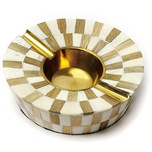 MONIQUE CHARTLAND 烟灰缸圆形烟灰缸 SAGAR MOBOA12001