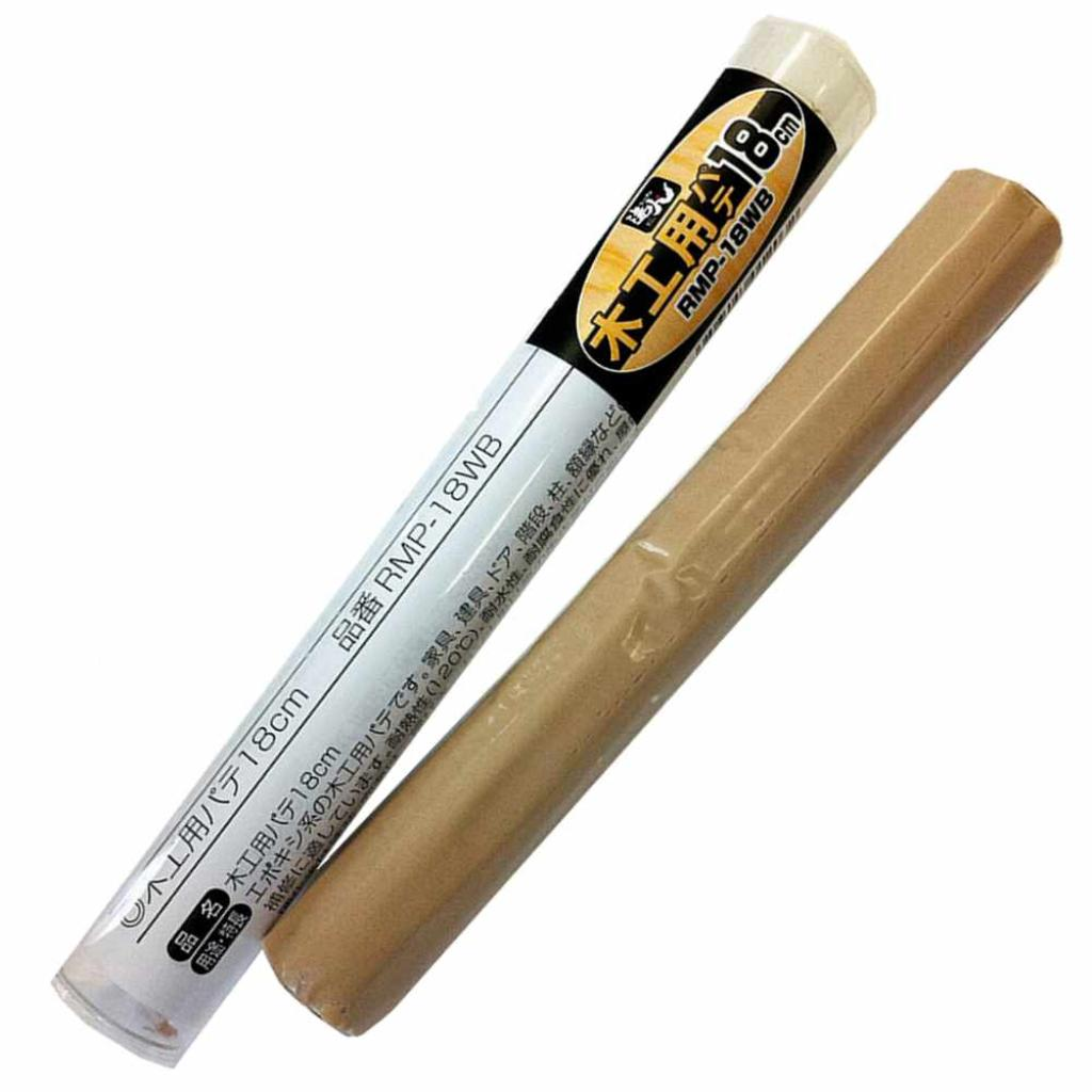 日本製 Japan 高森コーキ 木工用パテロング 18cm 〔まとめ買い6個セット〕 RMP-18WB-set6【北海道・沖縄・離島配送不可】