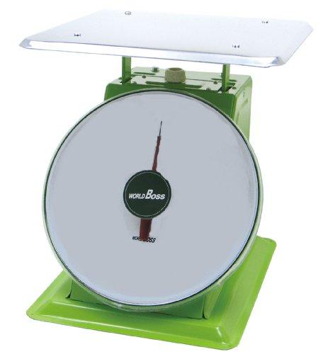 【送料無料】ワールドボス(WORLD BOSS) 上皿自動秤 大型 20kg TKL-20