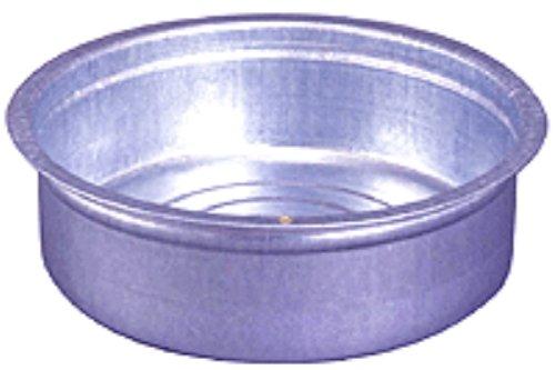 【送料無料】日本製 Japan 土井金属化成 トタンたらい 60cm 〔まとめ買い5個セット〕【代引不可】