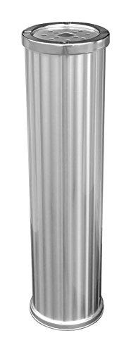 【送料無料】日本製 Japan 土井金属化成 スタンド灰皿 スピニング 〔まとめ買い6個セット〕 【代引不可】