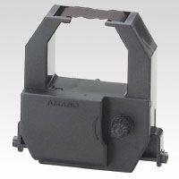 (まとめ買い)アマノ EX9000用単色リボン CE-316350 00011142 〔3個セット〕