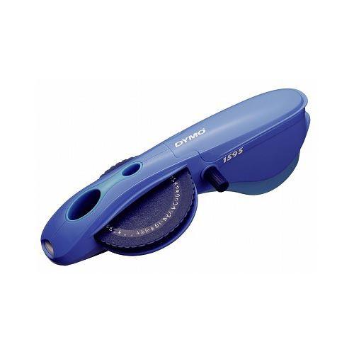 (まとめ買い)ダイモ テープライター6・9・12専用 ブルー DM1595BU 00073316 〔3台セット〕【北海道・沖縄・離島配送不可】