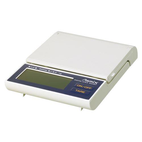 (まとめ買い)アスカ デジタルスケール DS2007 00005430 〔3台セット〕【北海道・沖縄・離島配送不可】