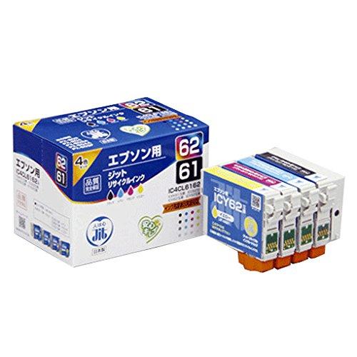 (まとめ買い)ジット JITインク IC4CL6162対応 JIT-E61E624P 00135542 〔3個セット〕