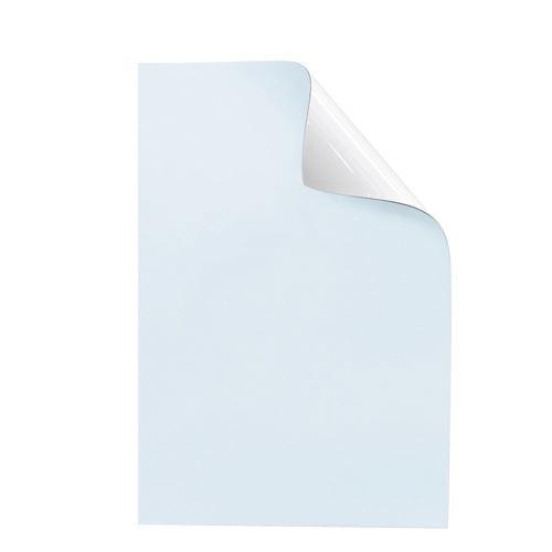 【送料無料】(まとめ買い)マグエックス 吸着ホワイトボードシート(大)ブルー MKS-6090B 00023156 〔3枚セット〕