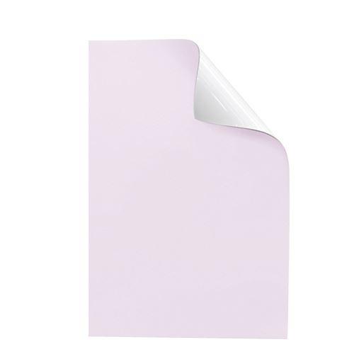 【送料無料】(まとめ買い)マグエックス 吸着ホワイトボードシート(大)ピンク MKS-6090P 00023157 〔3枚セット〕