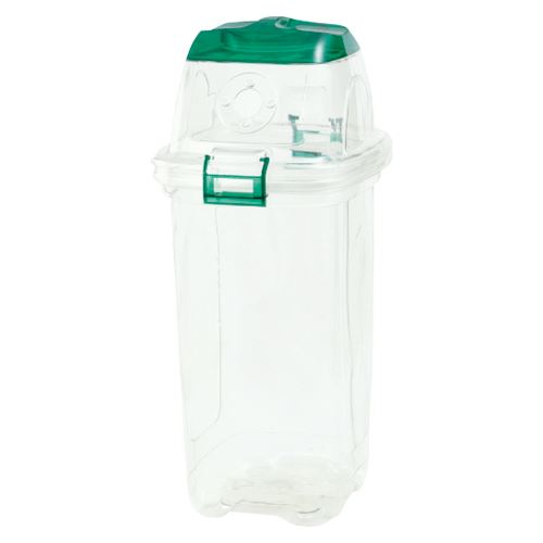 まとめ買い 【送料無料】(まとめ買い)積水化学 透明エコダスター ペットボトルキャップ用 TPDC45G 00002425 〔3個セット〕